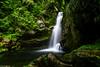 Wainui Falls (Geoff's visions) Tags: pohara tasman newzealand nz
