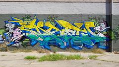 Sabeth... (colourourcity) Tags: streetartaustralia streetartnow streetart graffiti melbourne burncity awesome colourourcity nofilters letters burners burner colourourcitymelbourne sabeth sabs s4be7h siloet