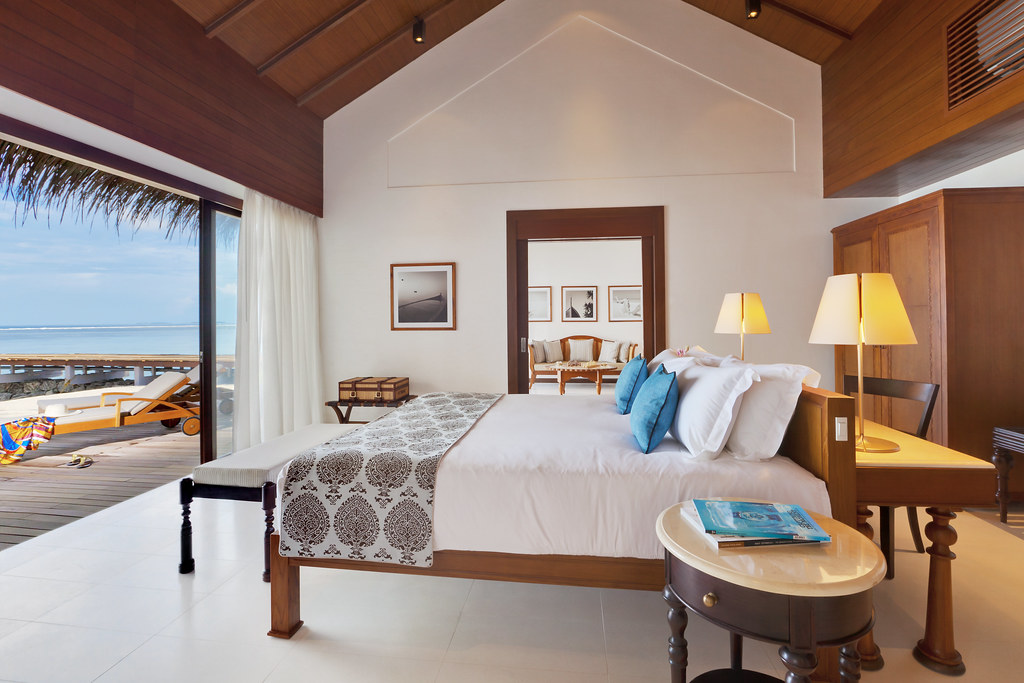 Beach Villa - Bedroom