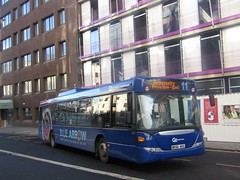 Go North East 5271 NK56KKG Market St, Newcastle on 11 (2) (1280x960) (dearingbuspix) Tags: goahead gonortheast bluearrow 5271 nk56kkg