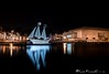 Luces puerto de Cartagena- Cartagena pier lights (Luis FrancoR) Tags: lucespuertodecartagenacartagenapierlights pier lights ngg ngc ngs ngd cartagena alumbradoplayacartagena alumbrados