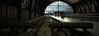 Antwerp station (dennisvanderlindenpics) Tags: 45mm analog fujic200 centralstation antwerp belgium hasselblad xpan