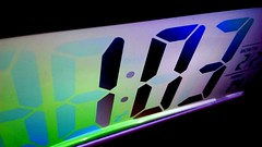 Fake hour. 148/365 (josemig78) Tags: clock digital mobile mobilephoto 365days
