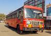 HINGOLI - PUNE (yogeshyp) Tags: msrtc maharashtrastatetransport hingolidepotbus hingolipunestbus