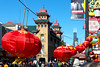 Happy Lunar New Year! (Andy Marfia) Tags: chicago chinatown wentworthavelunar new year parade red hanging lanterns d7100 1685mm 1400sec f8 iso100 searstower