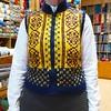 Ο καλός μήνας...απ τό ζακάρ του φαίνεται! (sifis) Tags: μαλλιά σακαλάκ πλέκω πλέξιμο αθήνα knit knitting handknitting athens greece sakalak wool merino yarn art quality color store city