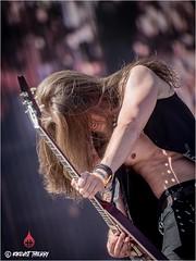 The new roses (kikevist thierry) Tags: thenewroses concert live hardrock rock artist musicien guitarist olympus omd em1mark2 zuiko festival hellfest portrait heavymetal