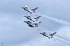 THUNDERBIRDS ARE GO! (mark_rutley) Tags: aircraft airshow aviationphotography aviaton raffairford riat2017 riat usaf thunderbirds f16 fightingfalcon