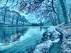 The River Tay (Stuart D Robertson) Tags: rivertay scotland winter artwork landscape aberfeldy
