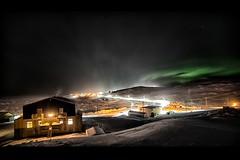 Nature's Other Light Show (one_man's_life) Tags: kangirsuk northernlights auroraborealis