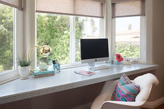 Attracting positive energy with a good view (pallavi_chhelavda) Tags: california danapoint home horizontal interior nopeople office residential pallavichhelavda