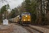 CSX Q580-11 at CP Bolton (travisnewman100) Tags: csx train railroad freight manifest wa subdivision atlanta terminal division es44ah ac44cw ge georgia q580 control point signals