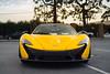 Volcano Yellow (Noah L. Photography) Tags: mclaren p1 yellow car sportscar supercar hypercar hybrid british lamborghininewportbeach newportbeach costamesa nikon50mmf18seriese