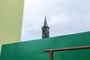 Lwowek Slaski (Tomasz Kulbowski) Tags: lwowek poland architecture abstract streetphotography streetphoto fotografiauliczna silesia tower geometry
