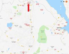 Tigre Trekking Map (Will Lewis) Tags: ethiopia tigre tigretrekking tesfa tesfatours communitytrekking