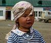 Bambina (laura.mnz) Tags: viaggio mongolia oriente bambina copricapo fazzoletto foulard collana