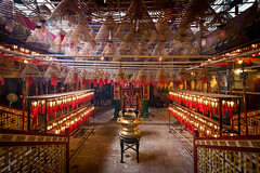 Spirit of Asia (_gate_) Tags: hong kong man mo temple 文武廟 香港 architecture special administrative region peoples republic china tempel asia nikon d750 tamron 1530 wide angle low light karussell laden personen raum gate patrick stargardt photography