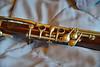 Oboe- escence! (BKHagar *Kim*) Tags: bkhagar musical woodwind oboe rosewood instrument