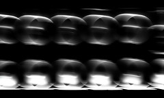 Roll out the Barrel (beelzebub2011) Tags: canada britishcolumbia vancouver bw monochrome icm lonsdalequay