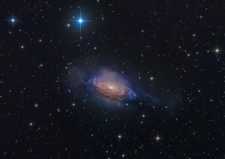 NGC3521 | LHaRGB