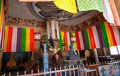 Colours (Benisius Anu) Tags: kenchoji temple buddha kamakura kanagawa japan statue colors interior
