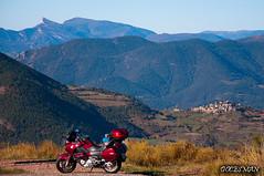 Pirineos (DOCESMAN) Tags: moto bike motor motorcycle motorrad motorcykel moottoripyörä motorkerékpár motocykel mototsikl honda nt700v ntv700 deauville docesman danidoces pirineos pyrenees españa spain paisaje landscape
