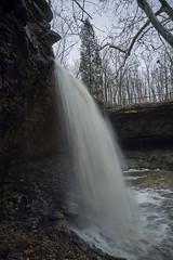 20180224DSC09475 (Todd Plunkett) Tags: water northamerica waterfall longexposure parks charlestonfallspreserve betheltownship ohio unitedstates usa