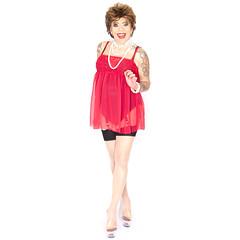 home17345 (Ann Drogyny) Tags: shoes legs heels crossdress crossdresser crossdressing cd tv tg ts transvestite transgender transsexual tranny tgirl glamour pinup mature cute sexy stockings nylons suspenders garters