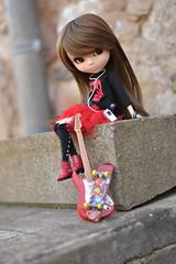 Nanoha (-gigina-) Tags: doll pullip junplanning groove custom alte rewigged nikon d3100 obitsu