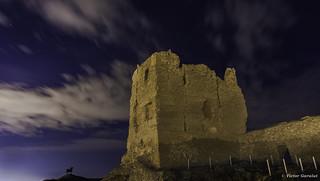 Ruinas del antiguo castillo de Alfajarín