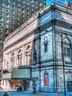 St Louis -  Missouri  - Former Orpheum Theater - Architecture  Beaux-Arts