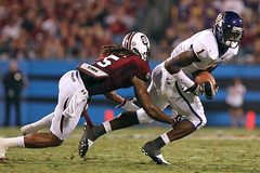 ECU Football '11 (R24KBerg Photos) Tags: ecu eastcarolina eastcarolinauniversity eastcarolinapirates ecupirates greenvillenc charlottenc bankofamericastadium southcarolina gamecocks football sports canon collegesports 2011 northcarolina ncaa athletics southeasternconference sec conferenceusa americanathleticconference cusa aac stephongilmore pirates