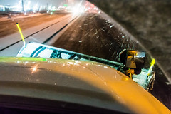 @20180112-D5 PlowingUS33-19 (OhioDOT) Tags: district5 odot plow ridealong route33 salt six snow storm plowing truck