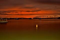 DSC_0019 (3) (RUMTIME) Tags: sunset sky clouds coochiemudlo coochie queensland coth5
