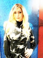Stefania Visconti (Stefania Visconti) Tags: stefania visconti attrice modella actress model arte artista artist spettacolo performer performance ospite tv intervista interview transgender tranny travesti tgirl ladyboy shemale crossdresser italian
