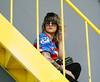 IMG_1287 (luizopng) Tags: amarelo azul athos bulcão woman hair style street ladder