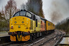 37254 + 37219 - March - 03/02/18. (TRphotography04) Tags: colas rail freight 37254 cardiff canton 37219 jonty jarvis 8121998 1832005 rumble out march station cambridgeshire with 1q86 1104½ down rs derby rtcnetwork