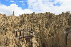 Bridge (neal.walker) Tags: 2018 bolivia bridge lapaz rockformations southamerica travel valledelaluna valleyofthemoon