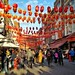 London's Sunny Chinatown