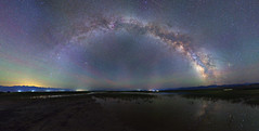 Our Galaxy over ssuk-Kul, Kyrgyzstan (Mike Reva) Tags: astronomy astrophoto astrophotography astro cassiopea stars sky stargazing stillness snow samyang24 starrynight shore starry stras night nightsky nature nghtsky nightscape canon6d camping samyang samyang24mm