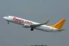 TC-CPF Pegasus Airlines 737-82R. Dusseldorf 05/05/2014 (Tu154Dave) Tags: tccpf pegasus turkey boeing 737 737800 73782r dus dusseldorf germany trabzon