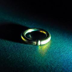 Lord of the Rings. HMM! (Uup115) Tags: macromondays myfavouritenovelfiction lordoftherings jrrtolkien ring hmm macro lumia1520 cameraphone