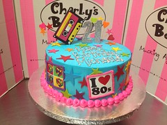 80s themed 21st birthday cake with 3D mixtape topper (Charly's Bakery) Tags: charlys charlysbakery charliesbakery bakerycapetown cakecapetown birthdaycakecapetown birthdaycake chocolatecake customcake customcakecapetown muckingafazing 80s 1980 1980s tape mixtape