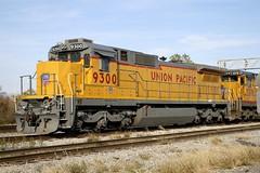 UP 9300 - Denison TX (KB5WK) Tags: unionpacific up9300 uprr