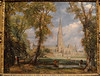Sallisbury Cathedral (rchrdcnnnghm) Tags: metropolitanmuseumofart nyc johnconstable cathedral church painting