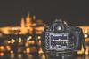Low battery :) (JirkaCaletka) Tags: dslr d3300 nikon nikonphotography prague praguecastle castle czech czechrepublic cz cesko praha matte digital yellow evening charlesbridge karluvmost ceskarepublika effect jirka caletka jirkacaletka bokeh