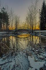 Tammikuu/January 2018 (tommi.hietaniemi) Tags: canon1dmarkiii canon 1740mm l sunset sun sundown auringonlasku