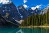 Summer@Moraine (Robert R Grove 2) Tags: banff moraine summer mountains canada robertrgrove landscape lake water