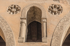 20171226 Cairo, Egypt 08342-46 (R H Kamen) Tags: ahmadibntulonmosque ahmedibntulunmosque cairo egypt egyptianculture middleeast northafrica architecture day famousplace mosque muslim outdoors placeofworship rhkamen