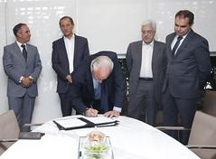 Skaf renova acordo de reabilitação profissional com INSS